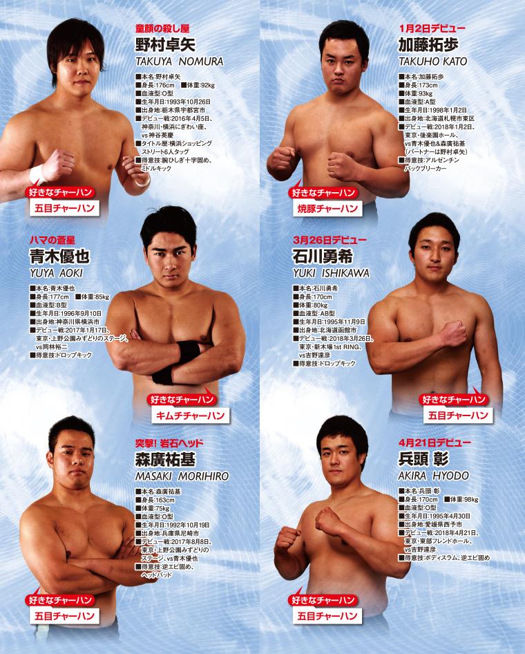 BJW大日本プロレス選手紹介5