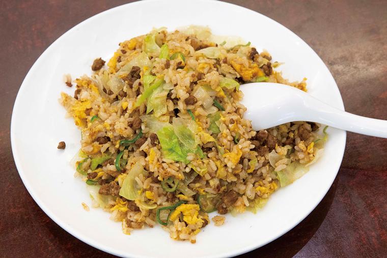 牛崧炒飯1