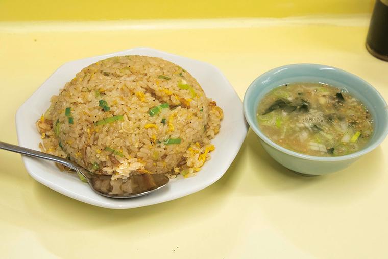 チャーハン(醤油味)