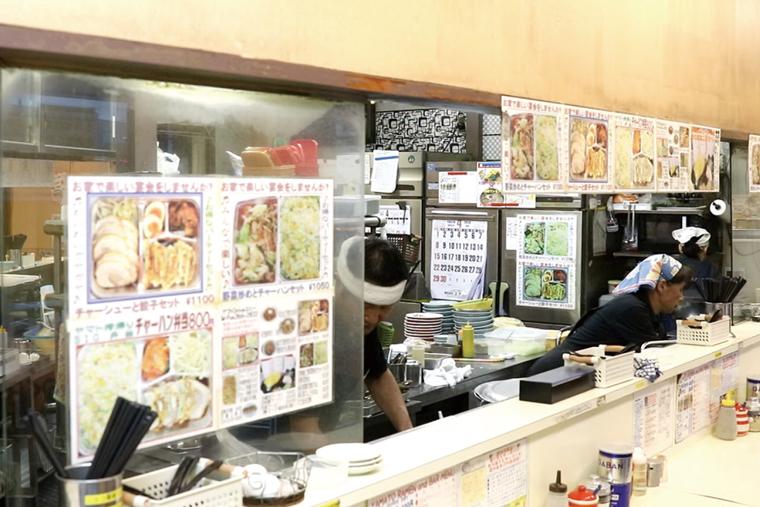チャーハン(醤油味)3