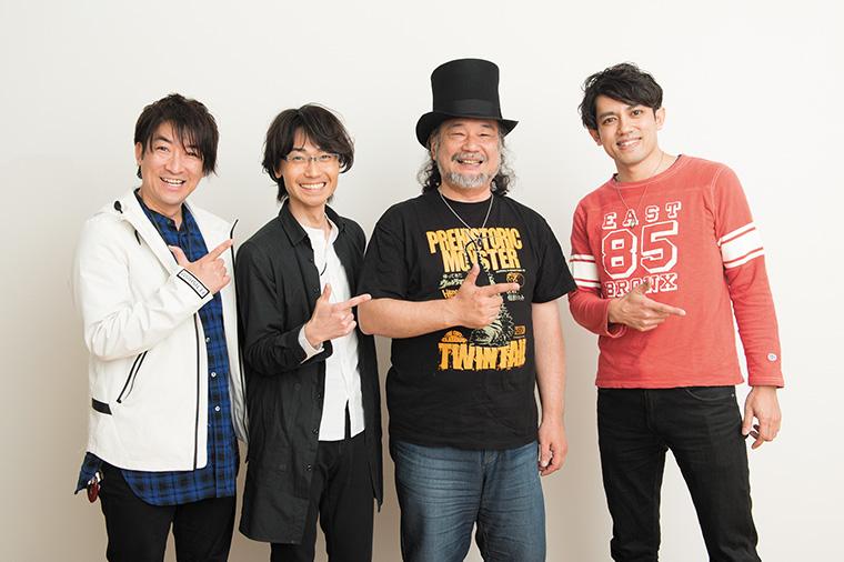 特別対談3 アコースティックデュオ N.U. / シンガーソングライター 佐藤嘉風