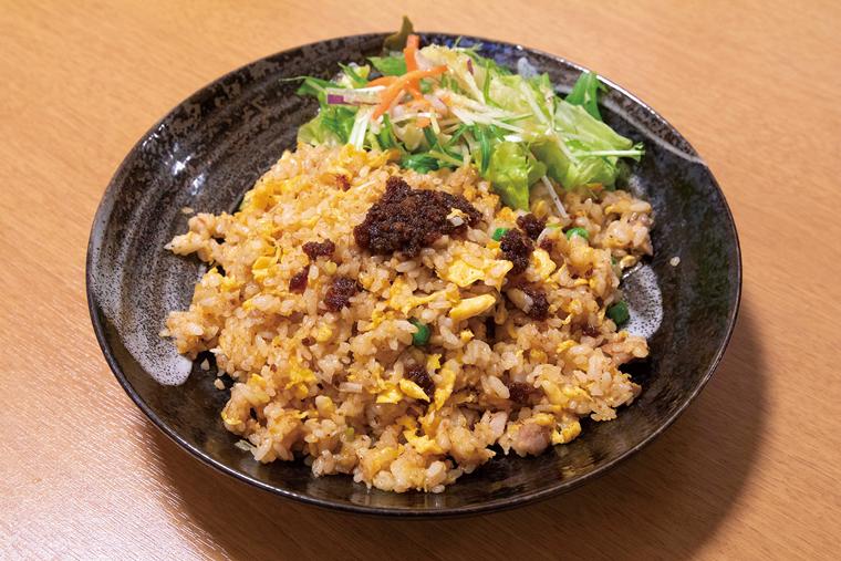XO醤炒飯1