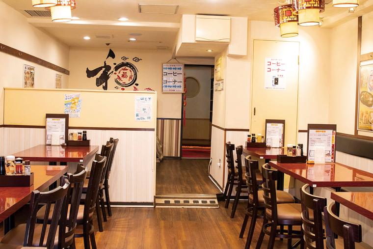黒胡椒 牛肉チャーハン3